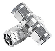 ONLINELOVE 1 Pair BMX Bike Hexangular High Strength Aluminum Alloy Rear Front Axle Silver Foot Pegs