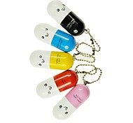 Creative Pill Metal Lighters Toys (Random Color)