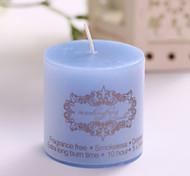 klassischen zylindrischen rauchlose Duftkerzen romantischen Valentinstag 5 * 5cm