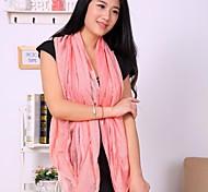 Women Cotton/Silk Scarf , Casual