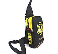 One Piece Trafalgar Law Black & Yellow Cosplay Shoulder Bag