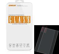 protector de pantalla de cristal templado Enkay 2 pcs 0.26mm 9h 2.5d a prueba de explosiones para HTC uno m8
