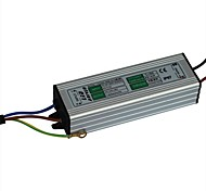 JIAWEN® 30W 900mA Led Power Supply Led Constant Current Driver Power Source (DC 12-24V / 3A Input / DC 30-36V Output)