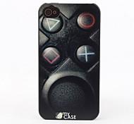 jeu de style de la console affaire de protection pour iPhone 4 / 4S
