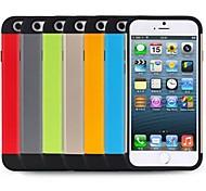 cor de bloqueio de volta para o iPhone 6 (cores sortidas)