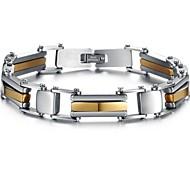 z&x® titanio pulsera de acero sol personalidad de la moda de los hombres