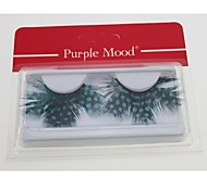 Eyelashes lash Eyelash Feather Volumized Feather