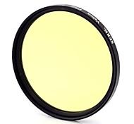 SERK filtro de gradiente 52mm verde / rojo / amarillo para el canon