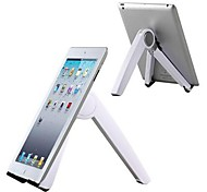 "Metal Folding Triangle Stand Holder for iPad Samsung Tab and Other 7""-10"" Tablet PC"