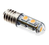 1W E14 LED a pannocchia T 7 SMD 5050 80 lm Bianco caldo Decorativo AC 220-240 V