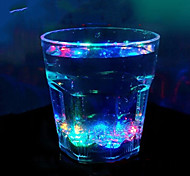 LED Cup Novelty Water Induction Plastic DC3V