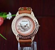 Women's Fashion Phoenix Leather Bracelet Watch(Assorted colors)