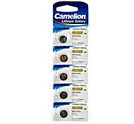Camelion 3V CR1225 Lithium Button Battery (5pcs)