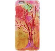 Oil Painting Design Hard Case for iPhone 6