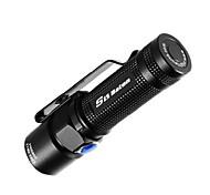 Olight S15 BATON 5-Mode Cree XM-L2 LED  280 Lumens Flashlight (1 x AA  1 x 14500 Black)