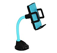 HY-SJ6684 Universal Mount Holder with 55mm to 75mm Width 360 Degree Rotation Phone Holder for iPhone & Cell Phones