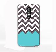 Black Ripple Design Hard Case for LG G2