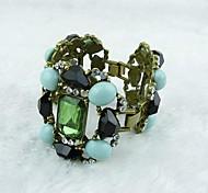 Lureme®Fashion Emerald Hand Chain