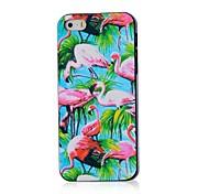 Flamingo-Muster Hülle für das iPhone 4 / 4s