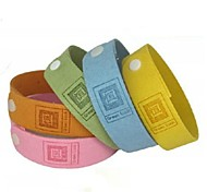 Pure Natural Mosquito Repellent Bracelet (With Mosquito Paste)