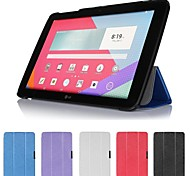 "Smart Ultra Slim Stand Leather Case Cover for LG G Pad 10.1"" V700 Tablet"