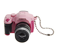 Mini Digital Camera Pattern Keychain Toys