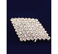 Fashion Imitation Diamond Gold Plated Brooch for Women In Jewelry