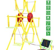 DIY Ferris Wheel Solar Energy Handiwork Novelty Toys