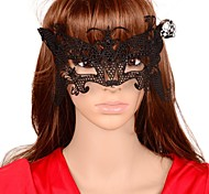 Fashion Arrogance Butterfly Pattern Dance Mask
