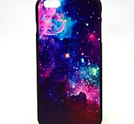 Starry Sky Pattern Hard Case Cover for iPhone 6