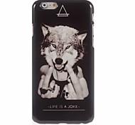 Fuck Design Aluminum Hard Case for iPhone 6 Plus