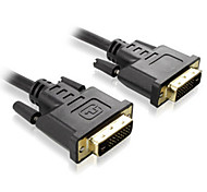 Sinseader 20M 65.6FT DVI(24+1) Male to DVI(24+1) Male Display Signal Cables Support 1080P