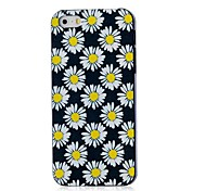 Gerbera Pattern Hard Case for iPhone 4/4S