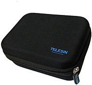 TELESIN S Size  Portable EVA Bag Cover Protective Shockproof for Gopro HD Hero 3+ 3 2 Camera Black