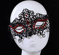 Masquerade Christmas Party Lace Knitting Lace Gothic Style Mask
