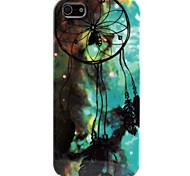 Dreamcatcher Pattern TPU Soft Back Cover for iPhone 5C