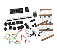 DZQJ-02   DIY Electronic Components Mixed Suits
