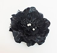 Women's/Flower Girl's Fabric Headpiece - Special Occasion/Outdoor Flowers