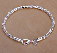 Armbänder (Silber) - für Damen - Kette