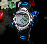 Children's Watch Sports Multi-Function LCD Digital Display