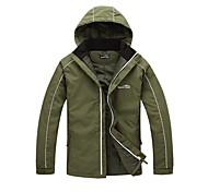 jaquetas de esqui dos homens de grande tamanho