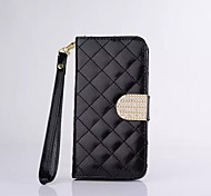 Fashion Design Pattern PU Leather Case with Card Slot for Samsung Galaxy S4 I9500 (Assorted Color)