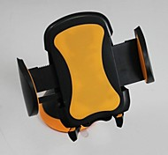 HY-SJ6686 Universal Mount Holder with 52mm to 105mm Width 360 Degree Rotation Phone Holder for iPhone & Cell Phones