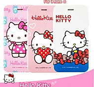 X- doria® New  iPhone6 Following From Hello Kitty Cover Apple 6 Bumpers Cartoon Holster iPhone6