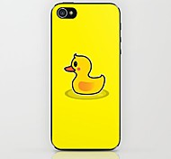 Small Yellow Duck Pattern hard Case for iPhone 6