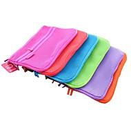 USLON® Polyester Mesh Coated Multi-functional Waterproof  Receipt Bag Pen Bag
