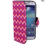 coway personalidade padrão de diamante caso coldre de telefone celular para samsung s4 i9500 (cores sortidas)
