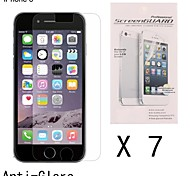 Anti-Fingerprint Highest Quality Premium High Definition Screen Protector for iPhone 6 (7 pcs)