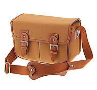IH110-BR One-Sholder Bag for Camera/Camcorder (Brown)
