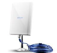 de alta potência usb wireless CMCC placa de rede receptor aumento do sinal wi-fi wlan pintop pt-n96